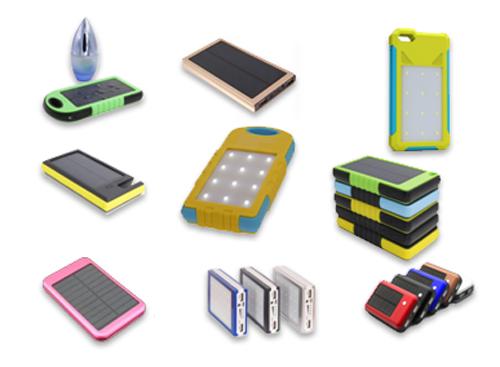 מטענים סולאריים לטלפון נייד